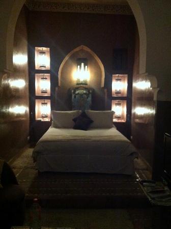 Riad Granvilier: Beautiful bedroom