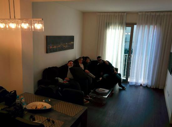 Bas Apartments Barcelona: Bellissimissimo
