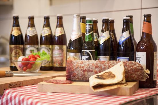 La Tana dell'Orso: Varietà di ottime birre