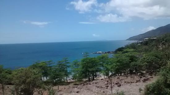Praia da Ponta das Canas