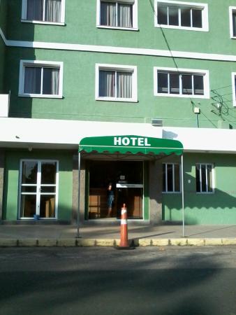 Tramandai, RS: a fachada