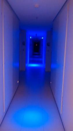 Go Inn Manaus: Iluminação do corredor! Aff