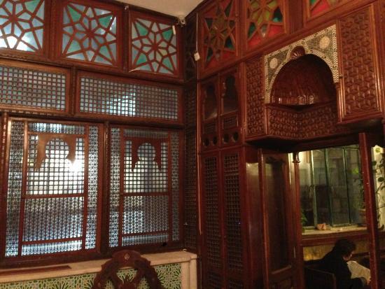 Jerusalem Hotel: Lobby