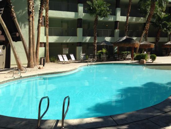 Tahiti Vacation Club : Nice pool area