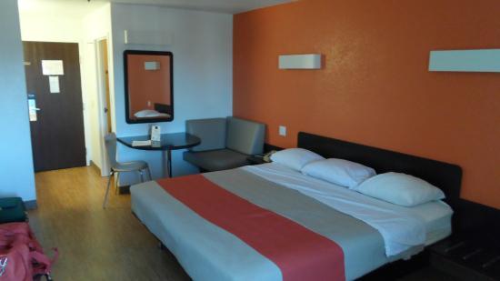 Motel 6 Williams East - Grand Canyon: Quarto