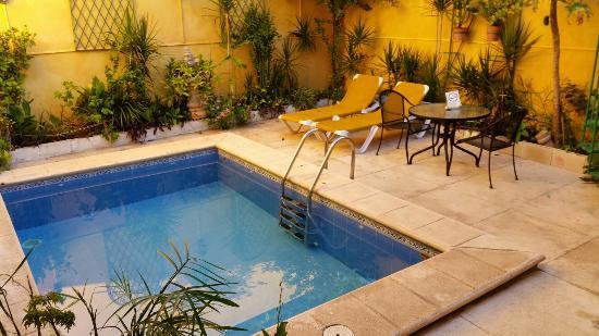 62 St. Guest House: La piscine
