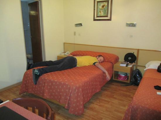 Hotel El Cabildo: such a nice bed