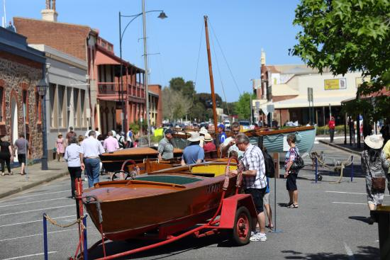 North Yelta Australia  city photos : South Australian Maritime Museum: Festival of Vintage Boats, Trains ...