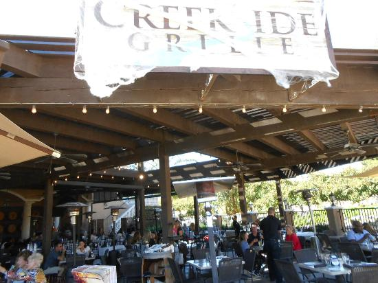 The Creekside Grille: Creekside Grill