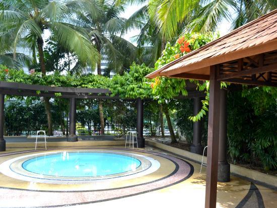 Swimming Pool Picture Of The Puteri Pacific Johor Bahru Johor Bahru Tripadvisor