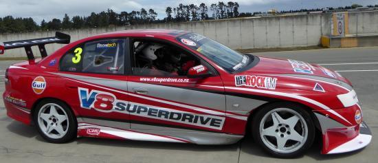 V8 Superdrive