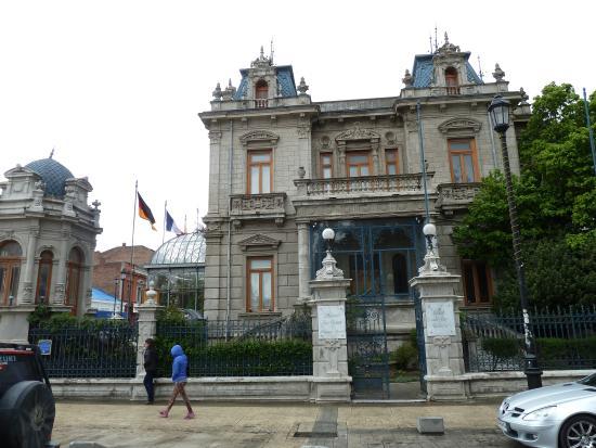 Palacio Sara Braun: Das ist er und kein anderer