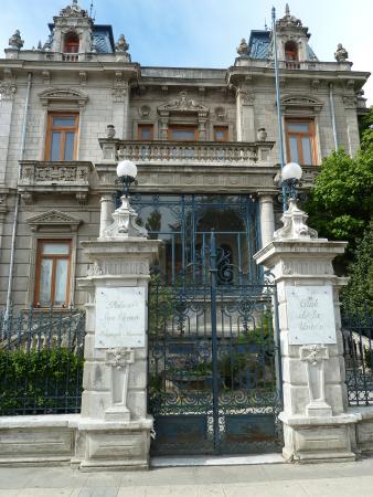Palacio Sara Braun: Club de la Union