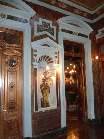 Palacio Sara Braun: Pracht und Herrlichkeit
