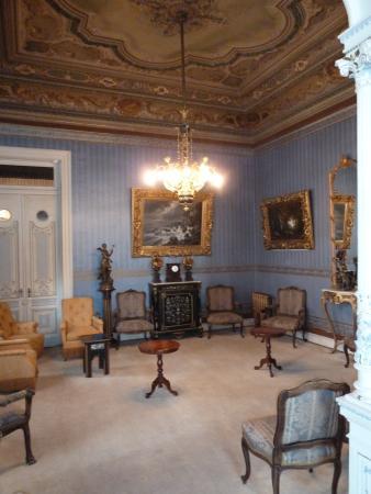 Palacio Sara Braun: Speiseraum