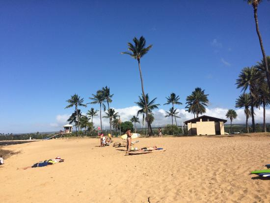 Haleiwa Beach Park: Other Beach.