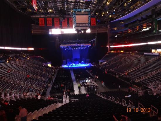 Philips Arena : Show!