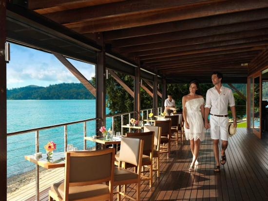 Hamilton Island, Australia: Pebble Beach Restaurant