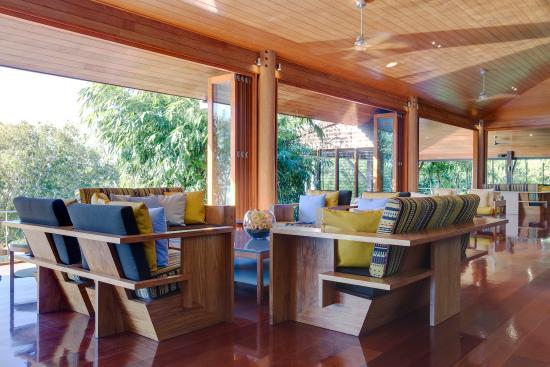 Hamilton Island, Austrália: Long Pavilion, qualia