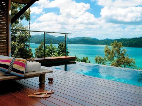 Isla de Hamilton, Australia: Windward Pavilion