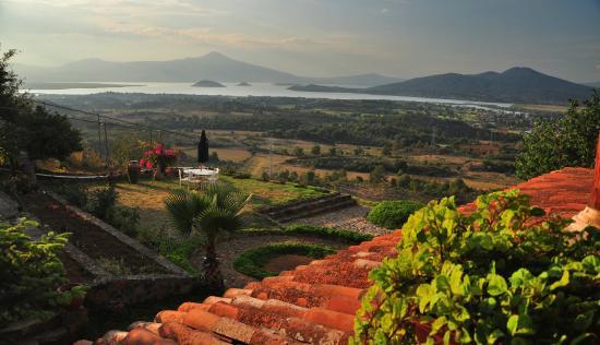 Eco-hotel Ixhi: Vista desde suite Verde