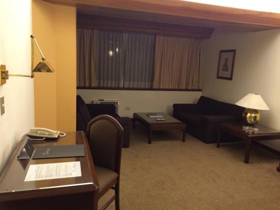 Thunderbird Hotel J. Pardo: Quarto