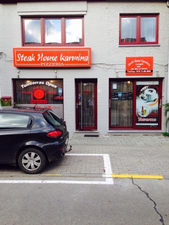 Keerbergen, Belgia: karminasteakhouse@gmail.com