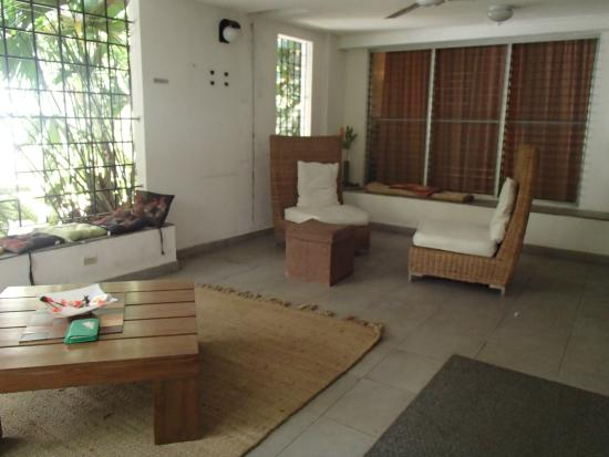 Hostal Entre 2 Aguas: Common area