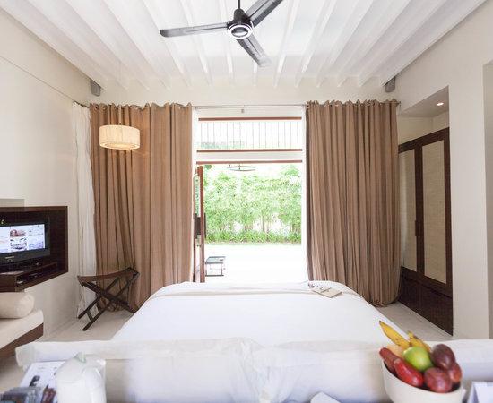 The Garden Pool Villa at the SALA Samui Resort And Spa