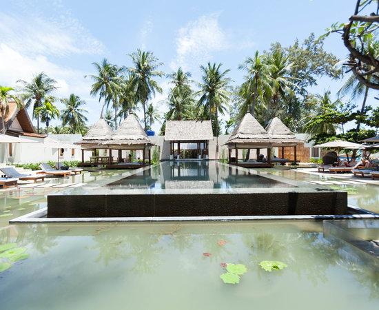 The Pool at the SALA Samui Resort And Spa