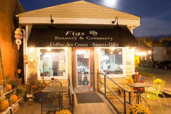Anderson, SC: Figs Beanery & Creamery