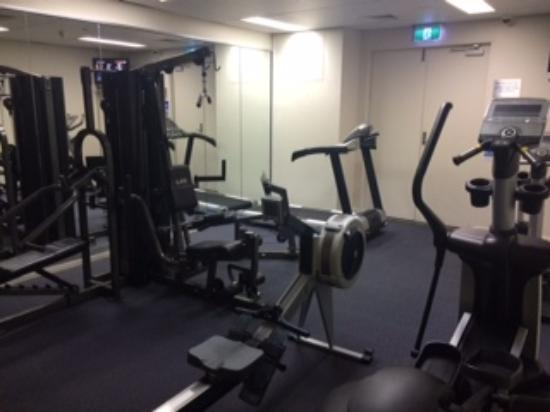Rydges Parramatta: Gym