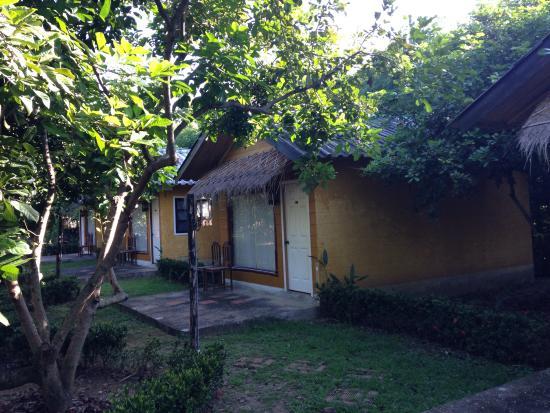 Apple House: Bungalow lato giardino