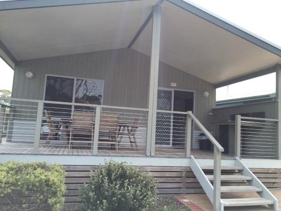 Huskisson White Sands Holiday Park: Beach Cabin