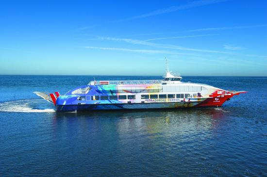 Stradbroke Ferries Pty Ltd