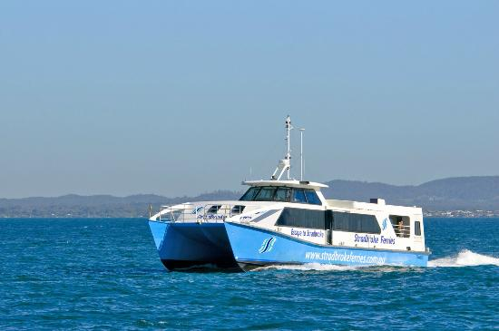 Stradbroke Ferries Pty Ltd: Water Taxi service - Escape to Stradbroke