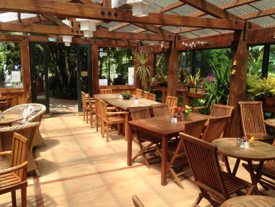 Helena Bay Cafe: Function area / dining room