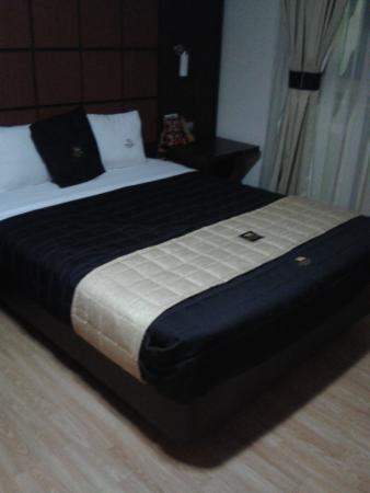 Loa Inn Puebla : Camas cómodas y confortables