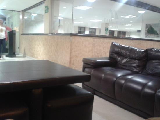 Loa Inn Puebla : Estancia del Hotel