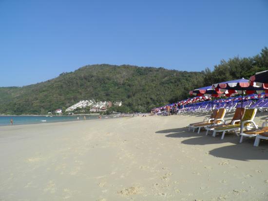 Раваи, Таиланд: Пляж Най Харн