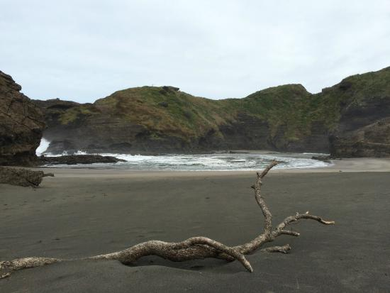 Black Sands Lodge: Piha Beach