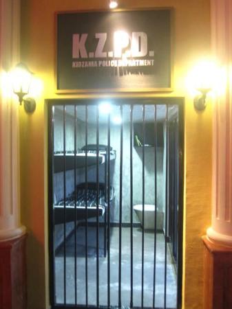 KidZania Mumbai: Don't Jailed - great police department activities
