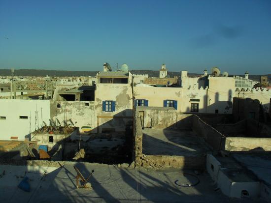 Dar Skala : Vue sur les toits