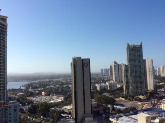 International Beach Resort: City View