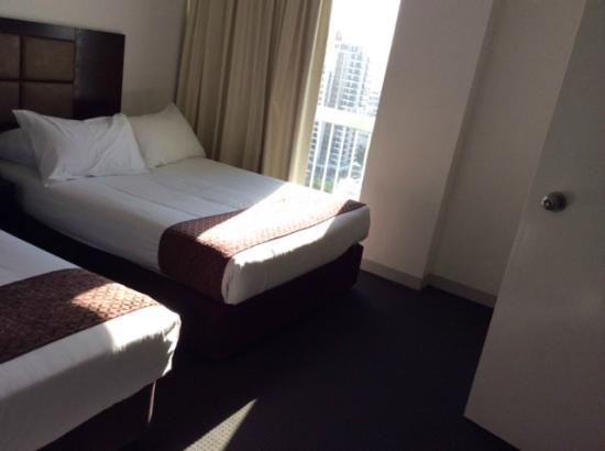 International Beach Resort: Bedroom