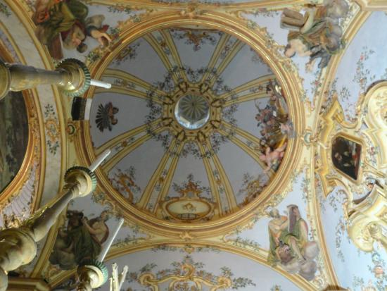 La Decorazione Della Cupola Foto Di Cappella Sistina