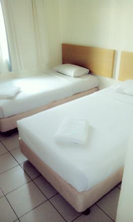Hotel Garden: Twin Sharing Room