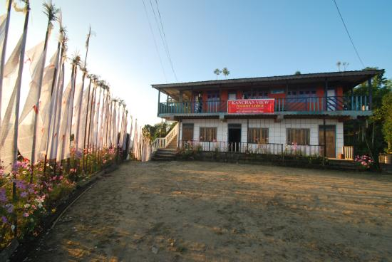 Kanchan View Tourist Lodge: The Hotel