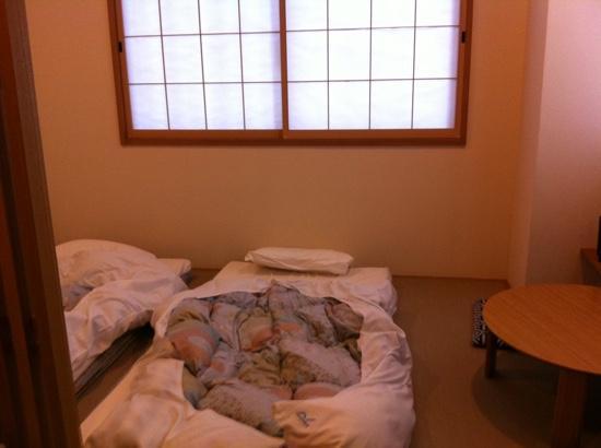 Ryosai no Oyado Mizuhaso: room