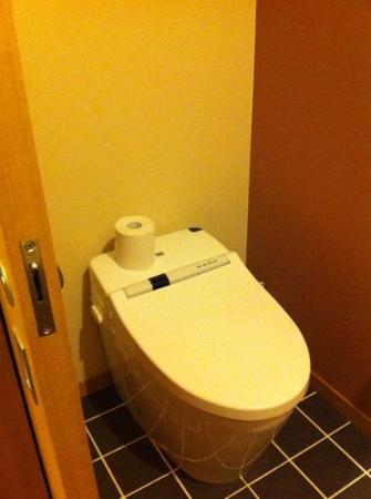 Ryosai no Oyado Mizuhaso: toilet